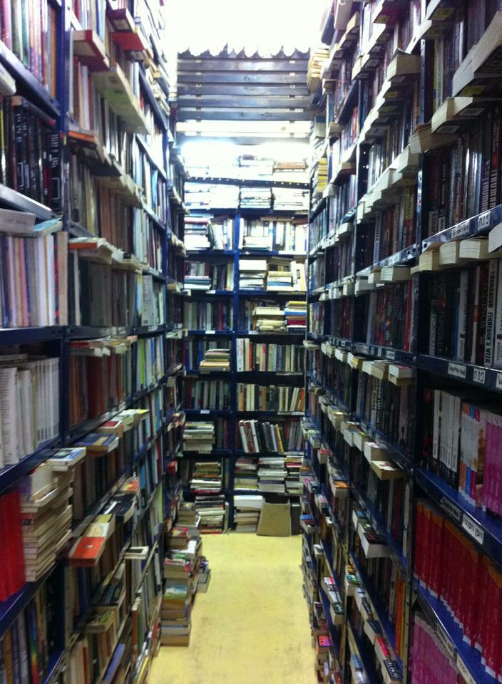 בוק-שוק, חנות ספרים משומשים ברמת אביב